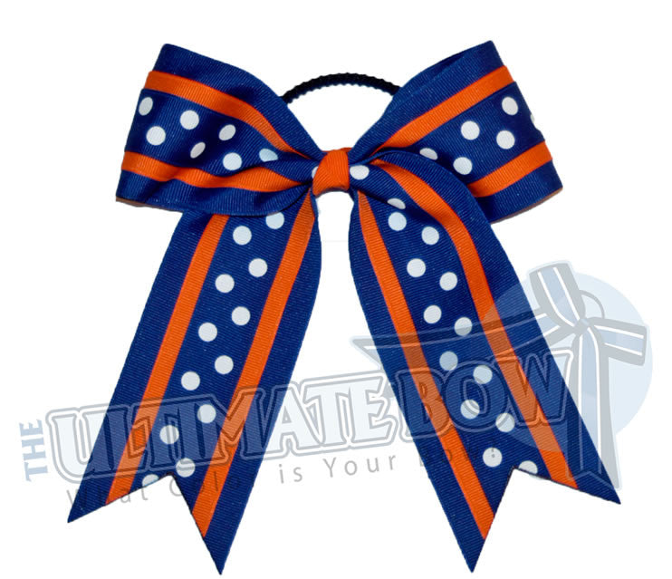 Sprinkle-dots-cheer-bow-royal-blue-orange-polka-dots-gators