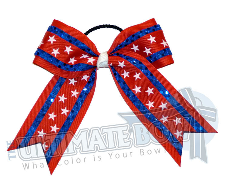star-performance-cheer-bow-red-royal-blue-sequins-white-stars