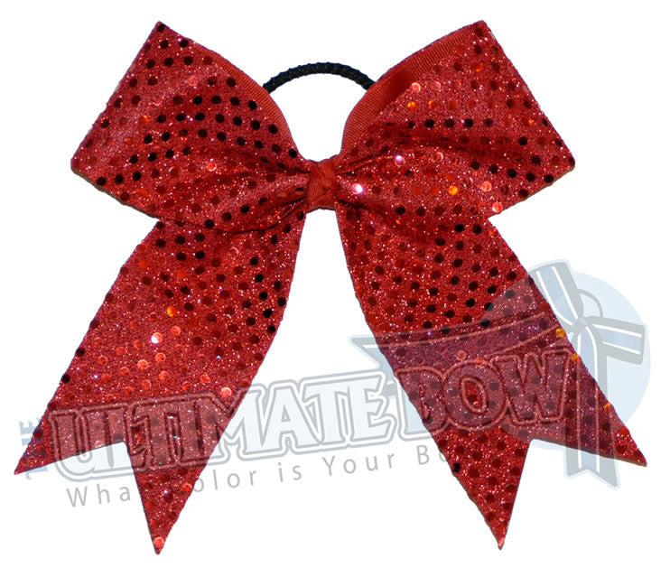 strictly-sequins-cheer-bows-red-sequins