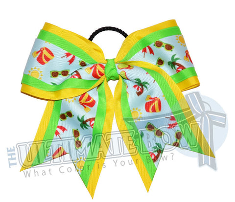 summertime-beach-cheer-bow-cheer-camp-neon-green-yellow-beach-ribbon