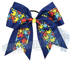 Autism-Awareness-cheer-bow-softball-autism-speaks-Puzzle-piece-royal-blue