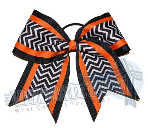 superior-chevron-spirit-orange-black-cheer-bow