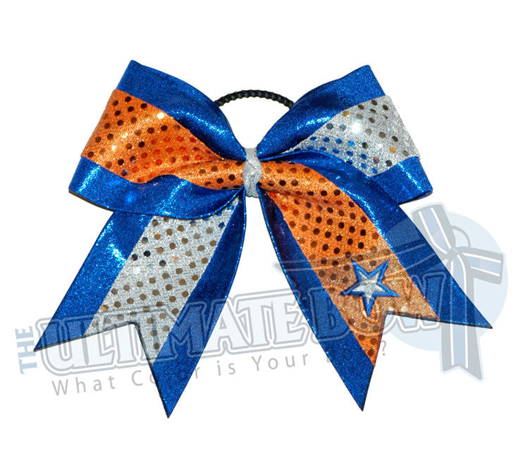 superior-diva-glamour-cheer-bow-royal-blue-orange-silver-sequins-star