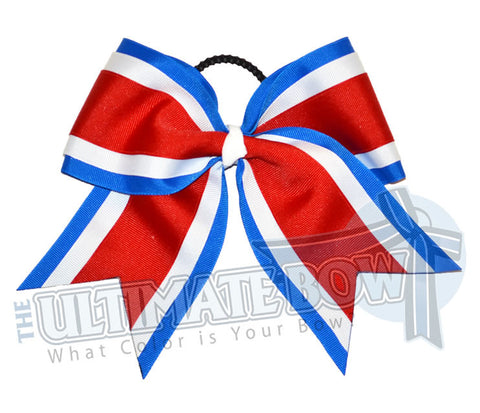 Superior Game Time Cheer Bow | Cheerleading Hair Bow