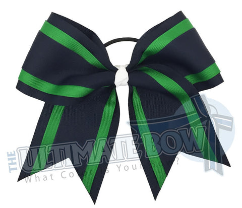 superior-game-time-navy-blue-emerald-green-cheer-bow-essentials