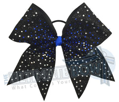 rhinestone-glitter-black-cobalt-royal-blue-cheer-bow-full-glitter