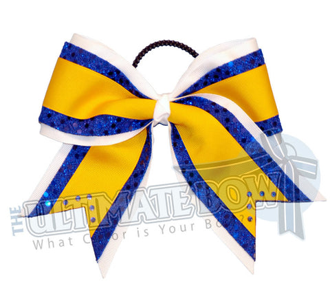 rhinestone-jubilation-white-royal-blue-yellow-gold-cheer-bow