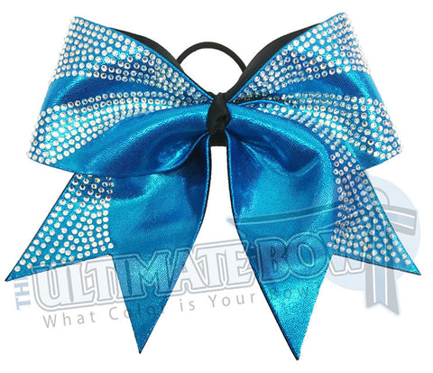 superior-rhinestone-ascent-turquoise-mystic-rhinestone-loops-cheer-bow-sparkle