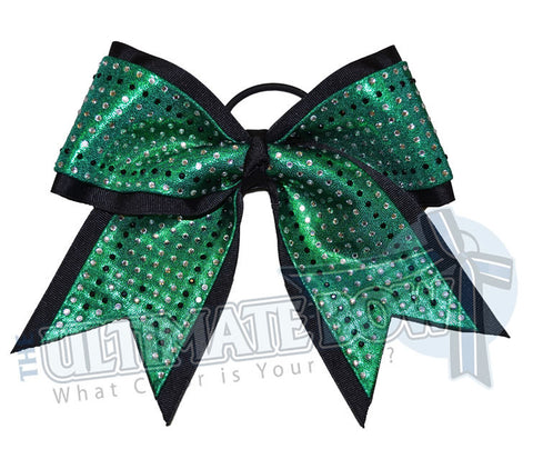 superior-rhinestone-glitz-black-emerald-green-cheer-bow