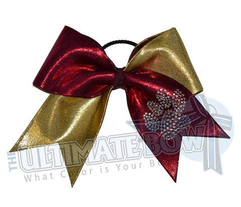superior-rhinestone-paw-print-maroon-gold-cheer-bow