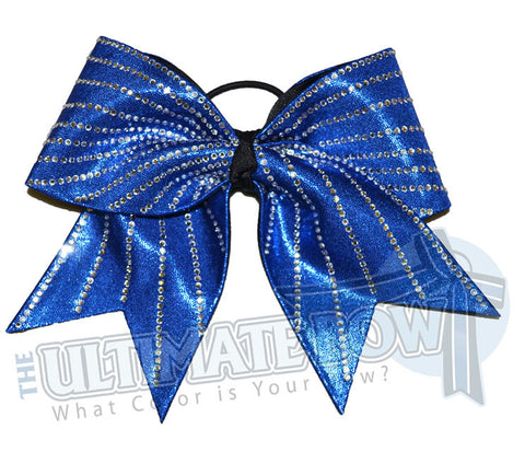 Superior Rhinestone Sunrays | Mystic Rhinestone Cheer Bow