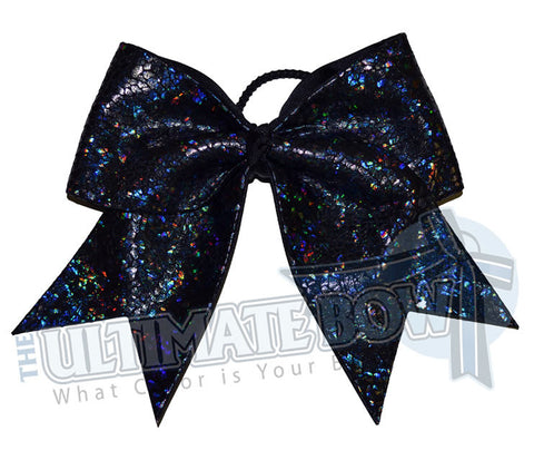 black-seaglass-holographic-cheer-bow-black-avatar