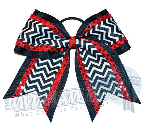 Superior Sequin Chevron