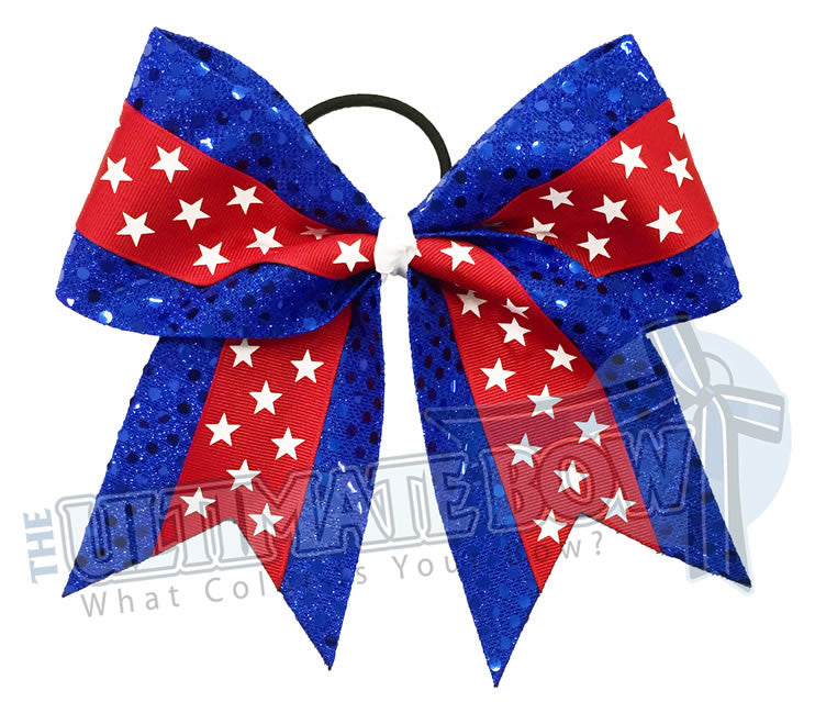 Superior-star-sequin-patriotic-patriot-usa-royal-blue-sequin-dots-red-white-stars-cheer-bow