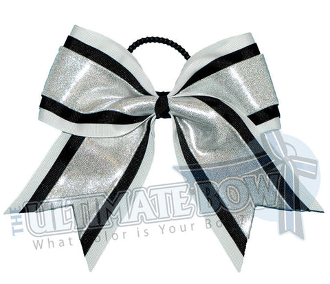 superior-social-diva-big-texas-sized-cheer-bow-black-white-silver