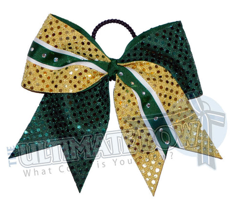 superior-sparkle-stripe-gold-forest-green-sequins-rhinestone-cheer-bow