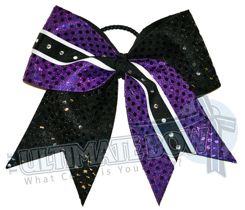 superior-sparkle-stripe-black-purple-sequins-rhinestone-cheer-bow