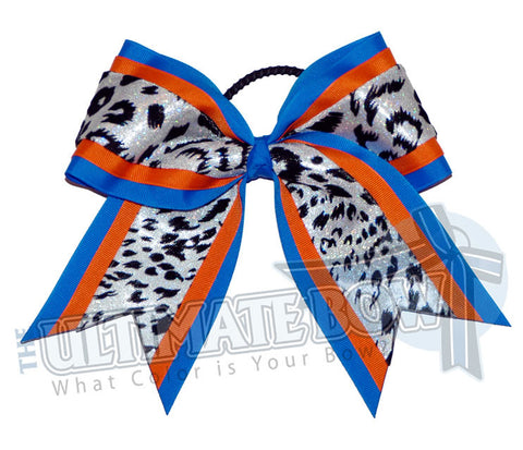 superior-spirited-leopard-orange-electric-blue-white-holographic-snow-leopard-cheer-bow