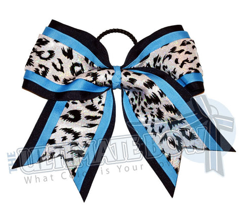 superior-spirited-leopard-copen-navy-blue-white-holographic-snow-leopard-cheer-bow