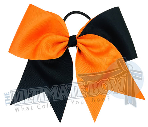Superior-essentials-orange-black-cheer-sideline-football-softball-bow-bow-practice-bow