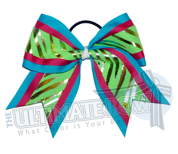 superior-wicked-zebra-turquoise-shocking-pink-neon-green-metallic-zebra