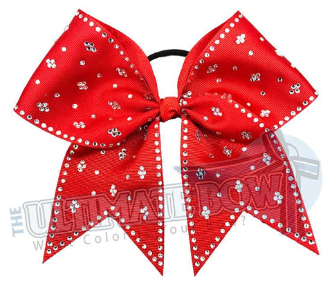 Taylor's Tears Cheer Bow | Cheerleading Bow | Softball Hair Bow