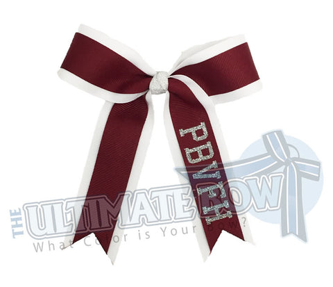 Team Unity - Cheer Bow | Softball Bow | Volleyball Bow