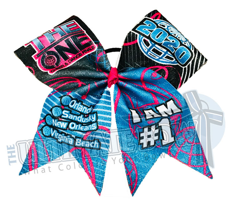 The-ONE-Cheer-Dance-Finals-Cheer-Bow-Glitter-event-bow-exclusive-20120