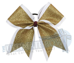 full-glitter-cheer-bow-softball-shiny-sparkles-gold-white