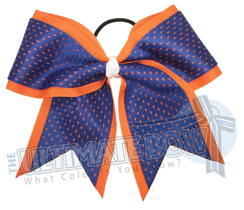 ultimate-mesh-sports-bow-orange-royal-blue-gators-colors-gators-bow-softball-volleyball