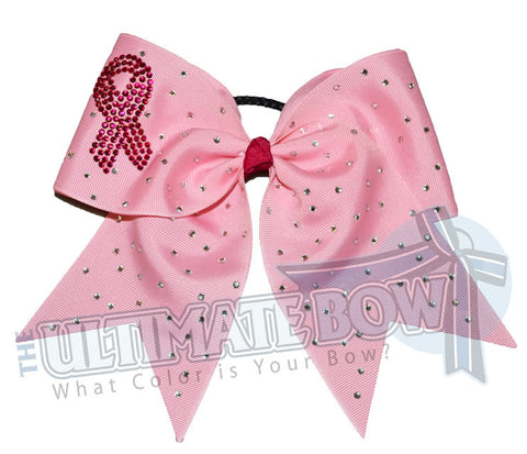 breast-cancer-awareness-pink-ribbon-cheer-bow-remembrance
