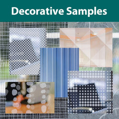Decorative Film Samples