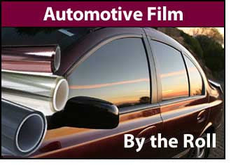 Automotive Window Tinting Film