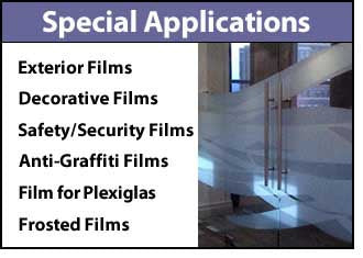 Window Tinting Films