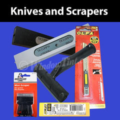 window tinting tools