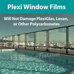 Plexi Window Tinting Films
