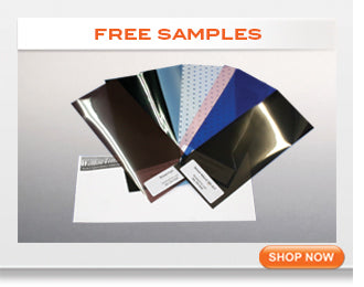 Free Window Tinting Film Samples