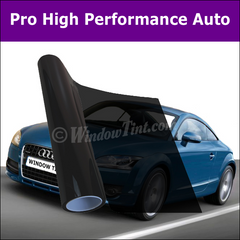 automotive High Performance Window Tinting Film