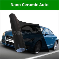 Automotive Nano Ceramic Window Tinting Film