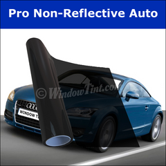 Automotive Non reflective Window Tinting Film