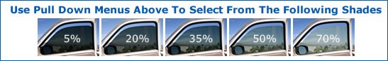 Pro Non-Reflective Window Films