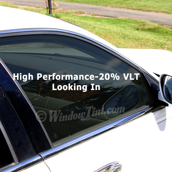 Pro high performance 20 vlt car window tinting film for 20 window tint