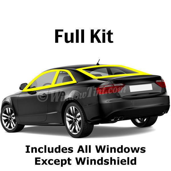 2 Door Full Car Window Tinting Kit