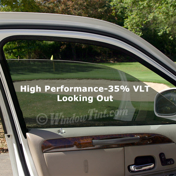 Pro High Performance 35 Vlt Car Window Tinting Film