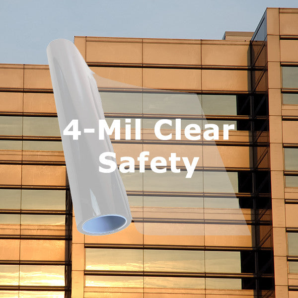 4mil Clear Safety Film