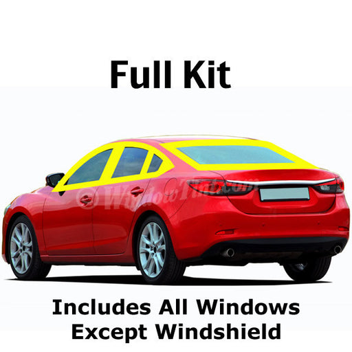 4 Door Car Window tinting kit