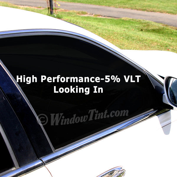 Pro high performance automotive window tinting film for Window tint film