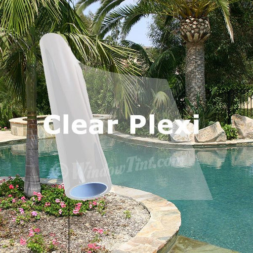Clear Plexi Window Film