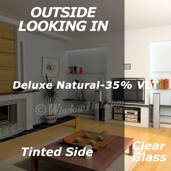 Deluxe Natural Window Film