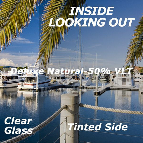 Deluxe Natural Window Tinting Film